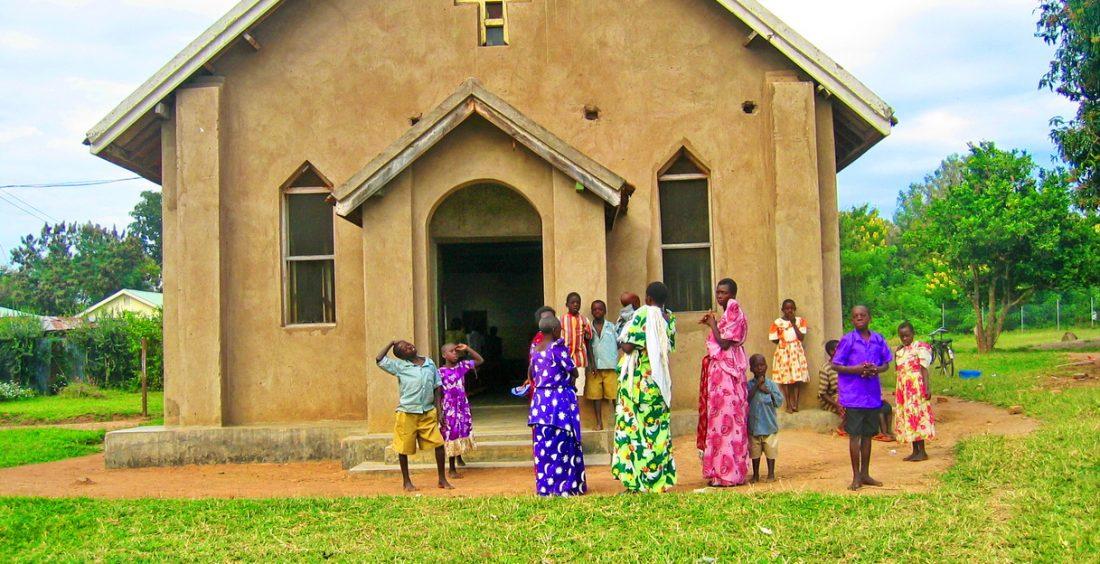 Mulagi – La Chiesa