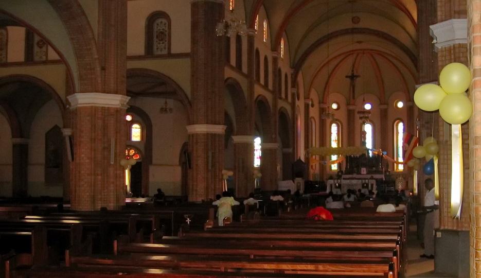 Kampala – La Chiesa