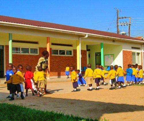 Kampala – Scuola delle suore