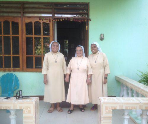 Dili – Le Ancelle a Timor Est